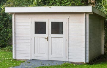 Marlow Bottom garden shed costs